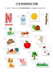 Split into 7 groups, the worksheets contain all 42 letter sounds. Phonics Worksheets And Online Exercises