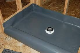 best shower pan shower pan liner complete shower pan installation oatey