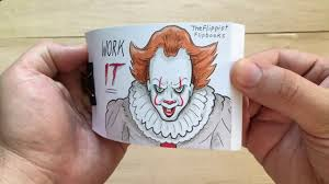 Flip Book With Photos Work It Dancing Pennywise Flipbook Youtube