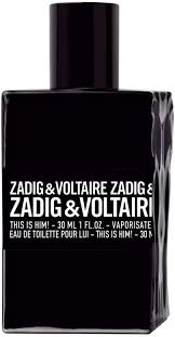 <b>Zadig & Voltaire This</b> Is Him! Cologne, 50 ml: Amazon.co.uk: Beauty