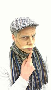 image old man make up laura escritt