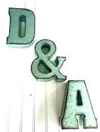 large metal sign letters metal letters for wall decor large decorative l enjoy large vintage metal large metal sign letters letter decor