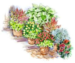 BHG Style SpottersBhg Container Garden Plans