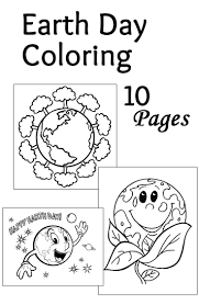 Small Picture Earth Day Coloring Pages For First Grade coloring page