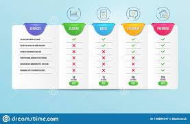 Loan Comparison Chart Checked File Chart And Medical Chat Icons Set Loan House