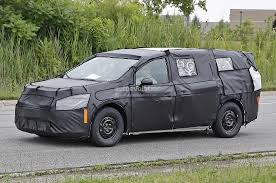 2018 chrysler town and country van. unique 2018 2018chryslertownandcountryspyshot2 on 2018 chrysler town and country van