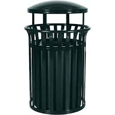 33 gallon trash can cans outdoor hideaway costco clear bags