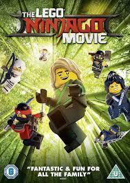 The LEGO Ninjago Movie [DVD] - Xtra-vision Xpress