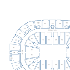 Smoothie King Center Interactive Seating Chart