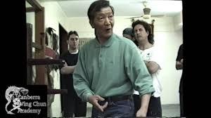 Ip Ching Allan Graham Wooden Dummy Wing Chun Kung Fu - YouTube