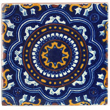6 talavera tile pp2278 10 tiles