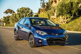 We did not find results for: 2014 Toyota Corolla S First Test