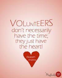 Volunteer Quotes New Our Favorite Volunteer Quotes