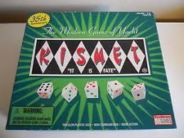 kismet game sheets kismet the modern game of yacht 35th anniversary edition w bonus