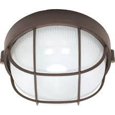 Nuvo Lighting 60 532 Outdoor Lighting Outdoor Lighting Bulk Head The Lantern