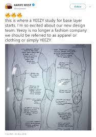Tony Designs Kanye West Steals Design Sketches From Former Nike Designer