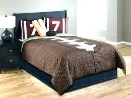 nfl crib bedding sets bedding sets quilt bedding football bedroom set with bed sheets also bedding
