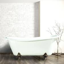 clawfoot bathtub drain the