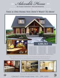home for sale template design my business pinterest real estate flyers flyers and