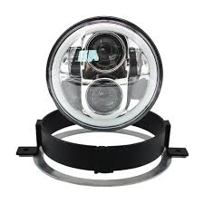 Đèn Pha Led Atubeix 5 3/4 5.75 Inch,Có Giá Gắn Vòng Tròn Cho Xe Máy - Buy  Led Headlamp,Motorcycle Headlight,Led Headlamp Product on Alibaba.com