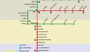 Metro Fare Chart Dubai Metro Fares And Ticket Prices