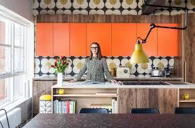 Paula Kiely Designer The Queen Of Prints Inside Designer Orla Kielys Riotously