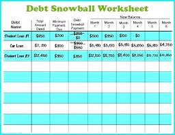debt snowball calculator free debt snowball calculator excel worksheet together with free