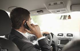 one in four car accidents caused by cell phone use while driving distracted driving driving while talking on the phone leads to a vast majority of the