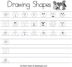Preschool Printable Activities - teojama.info