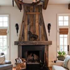 reclaimed wood mantel and fireplace reclaimed wood fireplace89