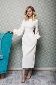<b>Платье</b> «Лиля» белое — 26 990 рублей | Classy <b>dress</b>, Elegant ...