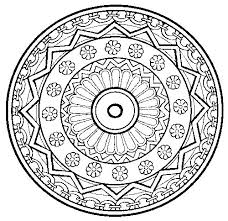 Small Picture Art Therapy Mandalas Alot To Choose From Great Stress Therapy