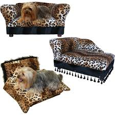 small dog furniture. Decoration Ideas, Luxury Tiger Skin Shaped Small Dog Beds Like Wonderful Interior Furniture Ideas: Inspiring Design Ideas S