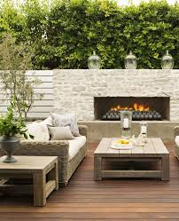 this is outdoor living at its best in a coastal california farmhouse and how about
