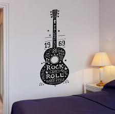 Rock N Roll Bedroom Popular Rock Roll Wall Decor Buy Cheap Rock Roll Wall Decor Lots