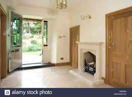 front door opens into kitchen do front doors open outwards newly refurbished empty upmarket entrance hall