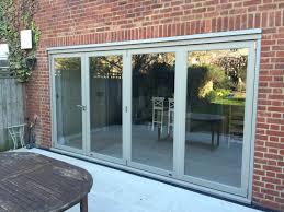 Ral 7032 Pebble Grey For Aluminium Bi Fold Doors Interior Barn