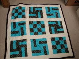 Purple Panda Quilts: Quilting Journey & We affectionally call it the swastika quilt. Apparently I didn't see the  swastika in the design when I put it together. Oops. I guess I was too  excited to ... Adamdwight.com