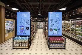 Amazon Go Store Design European Introduction Amazon Go Starts In Lisbon Retaildetail