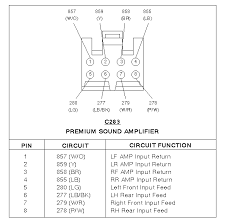 i own a 1993 ford bronco that came with a non premium sound Ford Bronco Wiring Diagram Ford Bronco Wiring Diagram #17 ford bronco wiring diagram 1994