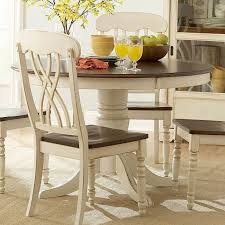 french country round dining table set new breakfast table inspiration piece the cream color and antiquing