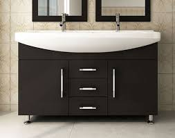 design basin bathroom sink vanities: celine double sink vanity bathroom vanity integrated sink celine double sink vanity
