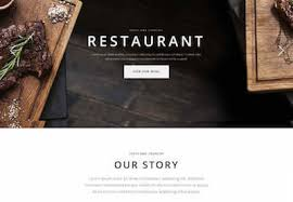 How to Make Restaurant Websites With HTML5 Templates