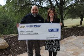 Security Service Charitable Foundation donates $6,000 to ...