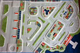 so when i came across ivi 3d play rugs i instantly wanted to try one out these 3d play rugs are a fun way to incorporate roads into a fluffy and fun play