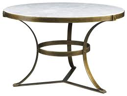 lillian august piers round center table