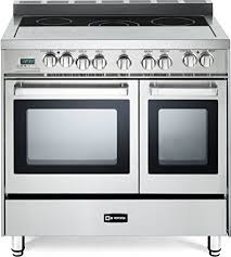 36 gas range double oven. Beautiful Gas Verona VEFSEE365DSS 36u0026quot Electric Double Oven Range Convection  Stainless Steel Throughout 36 Gas