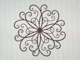 Black Iron Wall Decor How To Outdoor Metal Wall Decor Drilling Holes In The Siding