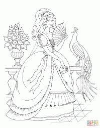 Coloriage Princesse Cendrillon En Ligne Inspirant Image Coloriage