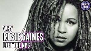 Why Rosie Gaines Left Prince and the NPG - New Power Generation ...